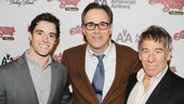 A Christmas Story Opening Night  Corey Cott  John Bucchino  Stephen Schwartz