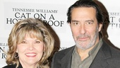 Tony winner Debra Monk and Ciaran Hinds team up as Big Mama and Big Daddy in the hotly anticipated revival.