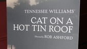 Cat on a Hot Tin Roof  Meet the Press  Poster 