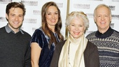 Picnic Meet and Greet  Ben Rappaport  Elizabeth Marvel  Ellen Burstyn  Reed Birney