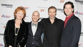 Assassins Benefit Reading–54 Below–Becky Ann Baker-Jeffrey Kuhn-Marc Kudisch-James Barbour