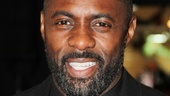 Les Miserables London premiere  Idris Elba