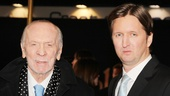 Les Miserables London premiere  Herbert Kretzmer  Tom Hooper