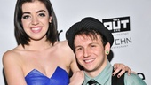 Bare  Opening Night  Barrett Wilbert Weed  Gerard Canonico
