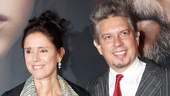 Les Miserables New York premiere  Julie Taymor  Elliot Goldenthal