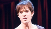 Matthew James Thomas as Pippin in Pippin.