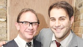 Backstage at 'Sweet Smell of Success' — David Bamber — Adrian der Gregorian