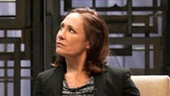 Zoe Perry and Laurie Metcalf as Juliana Smithton in The Other Place.
