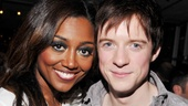 Pippin at ART  Opening Night  Patina Miller  Matthew James Thomas