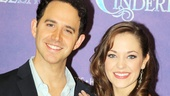 Broadway favorites Santino Fontana and Laura Osnes headline Broadway's new Cinderella as Prince Topher and Ella.