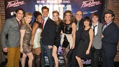 Flashdance national tour opening night