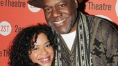Water By the Spoonful  Opening Night  Liza Colon-Zayas  Frankie Faison