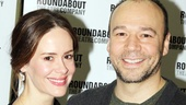 Talleys Folly Meet and Greet  Sarah Paulson  Danny Burstein