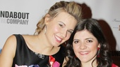 It's sisterly love for onstage siblings Maggie Grace and Madeleine Martin.