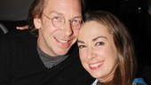 'Picnic' Opening Night — Bill Camp — Elizabeth Marvel