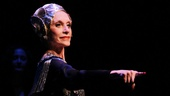 Yes, its Liliane Montevecchi! The Tony winner puts her distinctive stamp on Folies Bergere from Nine. 