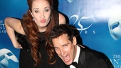 Phantom  25th Anniversary  Sierra Boggess  Hugh Panaro
