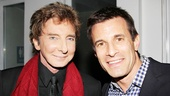 Manilow on Broadway – opening night – Barry Manilow – AJ Hammer