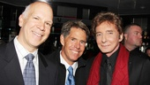 Manilow on Broadway  opening night  David Zippel  Michael Johnston  Barry Manilow