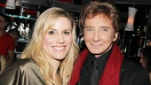 Manilow on Broadway – opening night – Kirsten Holly Smith – Barry Manilow
