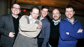 Fiorello!-Justin Barnette- Shuler Hensley- Kevin Vortmann-Kevin Ligon-Rob Gallagher