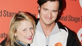 Cat on a Hot Tin Roof star Benjamin Walker is thrilled to have his wife, Mamie Gummer (who appeared in The Water's Edge at Second Stage), as his bowling partner.