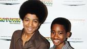 'Motown' Meet and Greet — Jibreel Mawry — Raymond Luke Jr.