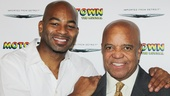 'Motown' Meet and Greet — Brandon Victor Dixon — Berry Gordy