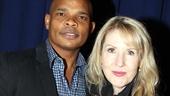 'Motown' Meet and Greet — Warren Adams — Patricia Wilcox