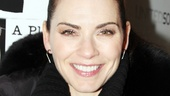 Clive Opening Night  Julianna Margulies