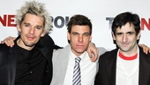 Clive Opening Night  Ethan Hawke  Aaron Krohn  Jonathan Marc Sherman