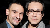In The Heights Reunion Concert  Javier Munoz  Michael Balderrama