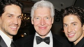 Drama League Gala for Audra 2013  Will Swenson  Tony Sheldon  Nick Adams