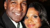 Drama League Gala for Audra 2013  Norm Lewis  Audra McDonald