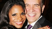 Drama League Gala for Audra 2013  Audra McDonald  Brian Stokes Mitchell