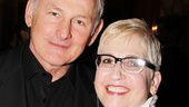 Drama League Gala for Audra 2013  Victor Garber  Marcia Milgrom Dodge