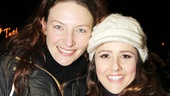 Now an official Broadway star, Willemijn Verkaik joins Alli Mauzey to meet fans at the stage door.