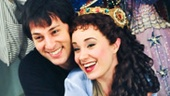 The Phantom of the Opera - Sierra Boggess Backstage  Sierra Boggess  Kyle Barisich