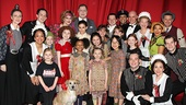 Kate Mara & Dave Grohl at Annie – Kate Mara – Lilla Crawford – ensemble