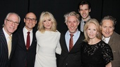 Judith Light thanks those who were so instrumental in this momentous evening, MCC heads Robert LuPone, Will Cantler  and Blake West, performer John Behlmann, producer Daryl Roth and MCC's Bernie Telsey.