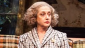 Carol Kane as Bette Davis in The Lying Lesson.