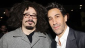 Talleys Folly Opening  Adam Duritz  Robert Montano