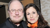 Stephanie J. Block celebrates the album release of The Mystery of Edwin Drood with composer Rupert Holmes.