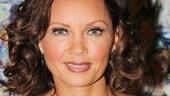 The always-stunning Vanessa Williams strikes a pose at Sardis.