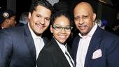Public Theater Openings — Brandon Dirden — Crystal A. Dickinson — Ruben Santiago-Hudson