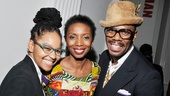 Public Theater Openings — Crystal A. Dickinson — Sharon Washington — Colman Domingo