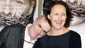 Acclaimed author Colm Toibin said he wrote The Testament of Mary with Fiona Shaw's voice in his head.