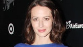 'Breakfast at Tiffany's' Opening — Amy Acker