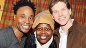 Kinky Boots- Billy Porter- Lillias White- Stark Sands