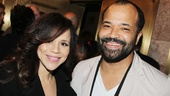 'Lucky Guy' Opening — Rosie Perez — Jeffrey Wright